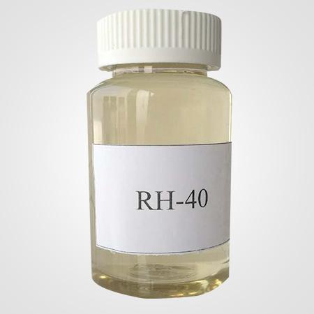 Rh-40 phosphate free detergent aid